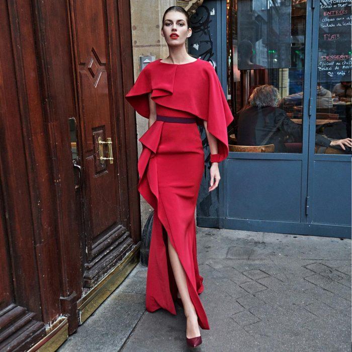 Look 11 | Long Dress