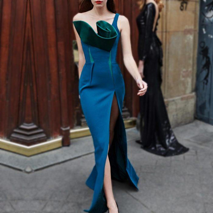 Look 16 | Long Dress