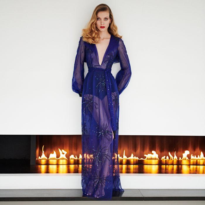 Look 18   Long Dress