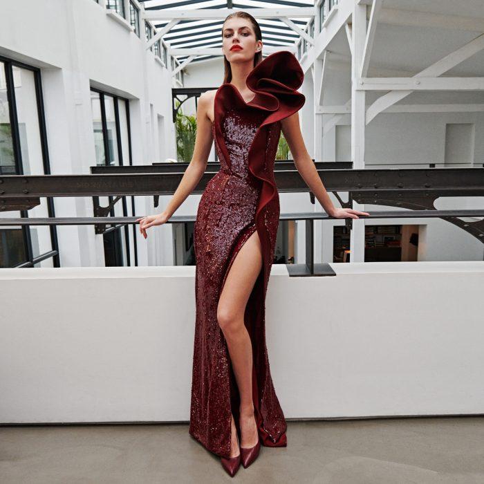 Look 19 | Long Dress