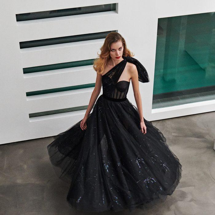 Look 21   Long Dress