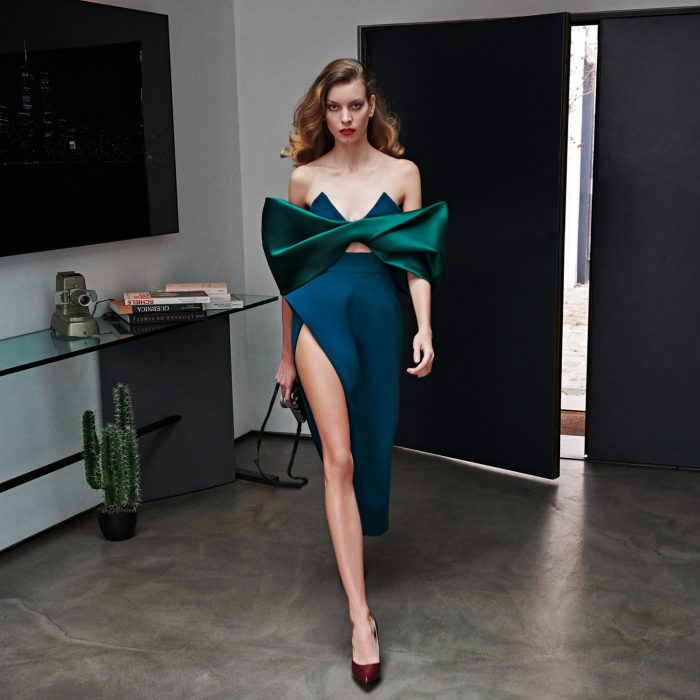 Look 8 | Long Dress