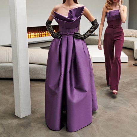 Look 9 | Long Dress