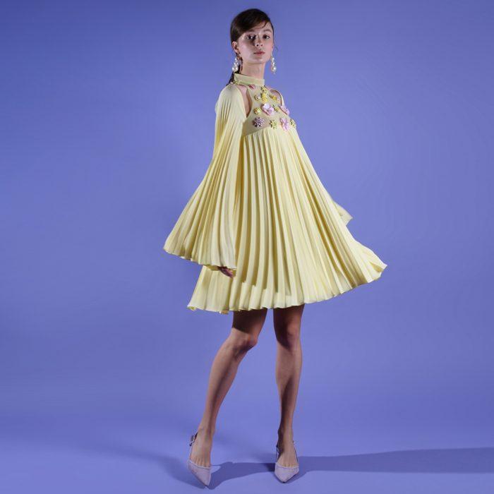 Look 9   Short Dress