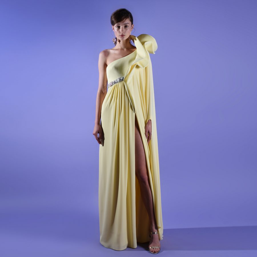 Ready to wear gown