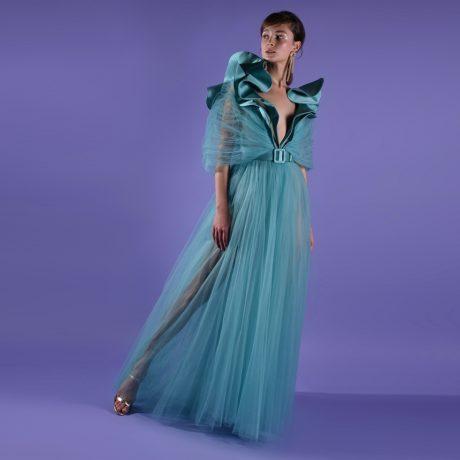Look 12 | Long Dress