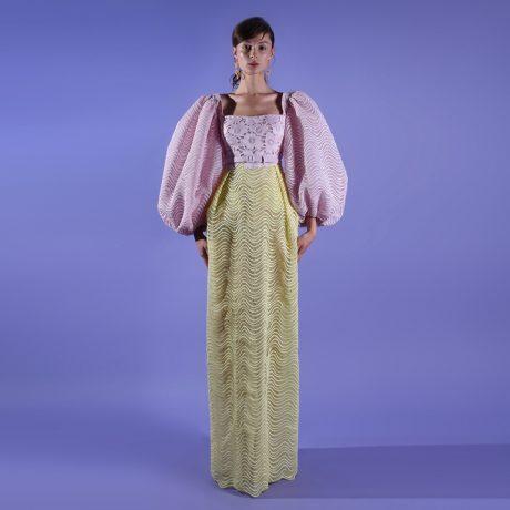 Look 16 - Long Dress
