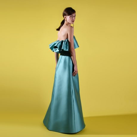 Look 17 - Long Dress